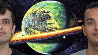 NASA DESCOBRE PLANETAS QUE PODEM TER VIDA !!