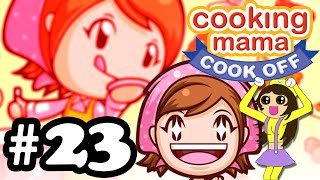 Let's Play Cooking Mama Cook Off #23 Truffles