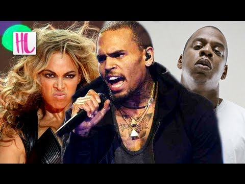 Chris Brown Disses Jay-Z & Drake For Beyonce And Rihanna
