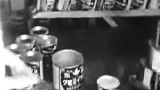 戦前の北海道関係映画フィルム~No.6「北海道の産業 工業及鉱業編」~