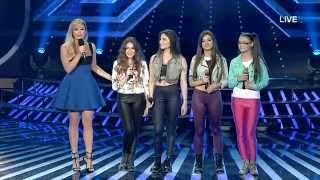 "Mama Pop - ""Wannabe"" - X Factor Albania 4 (Netet LIVE)"