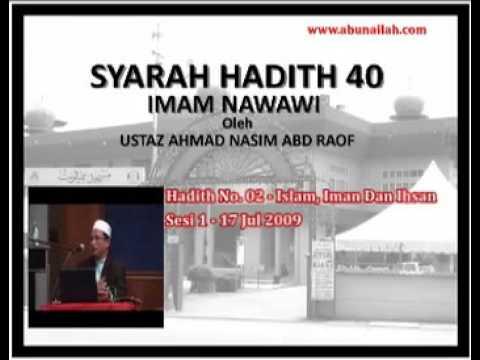 Hadith Islam Iman Dan Ihsan