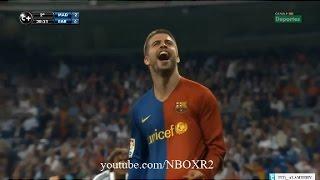 #من_ذاكرة_الكلاسيكو مباراة برشلونة وريال مدريد 6-2 تعليق يوسف سيف02-05-2009 كاملة-720HD