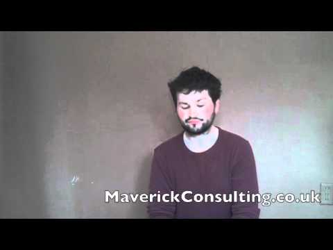 Maverick Consulting UK Client Review - Music Shop Owner