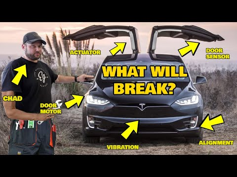 Why Your Tesla is Falling Apart