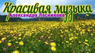 Бесконечно красивая музыка Александра Лесникова Музыка для души Хочется слушать снова и снова...