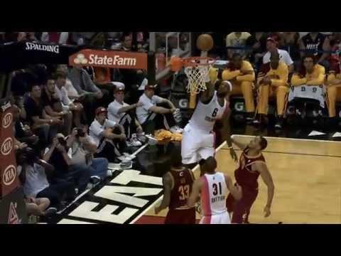 LeBron James 2012 MVP Highlights Mix HD
