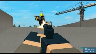 Roblox Phantom Forces - The TEC-9 is RIDICULOUS (Gun Review and Gameplay)