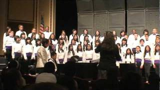Winter Dream by ACMS Choir (Joshua Ordaz)