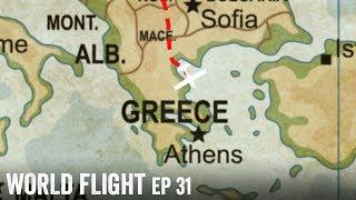 THE WORLD FLIGHT CONTINUES! - World Flight Episode 31