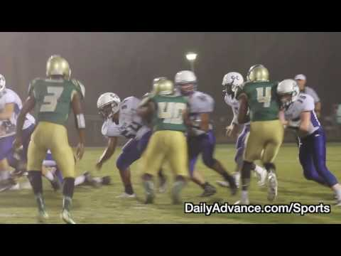 The Daily Advance sports highlights | High School Football | Camden at Northeastern