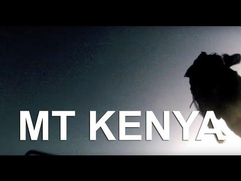 Climbing Mt Kenya (2-day Pt. Lenana via. Naro Moru)