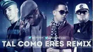 Tal como Eres (Remix) - Divino Ft J Alvarez, ejo & Reykon (Original) REGGAETON 2013 hw