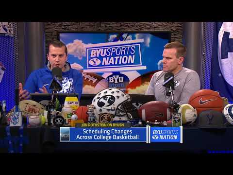 BYUSN - CBS College Basketball Insider Jon Rothstein - 05.01.18