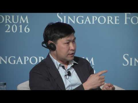 Singapore Forum 2016 Breakout Session 2: Impact of Technology on Traditional Finance
