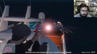 GTA V - Primeiro encontro de aviadores