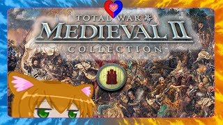 video Total War MEDIEVAL 2 Definitive Edition  all DLC (rus)