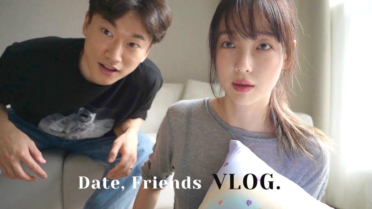 Vlog. 데이트, 나가기 전에 챙기는것들 👜
