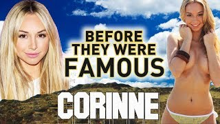 CORINNE from the BACHELOR - Before They Were Famous