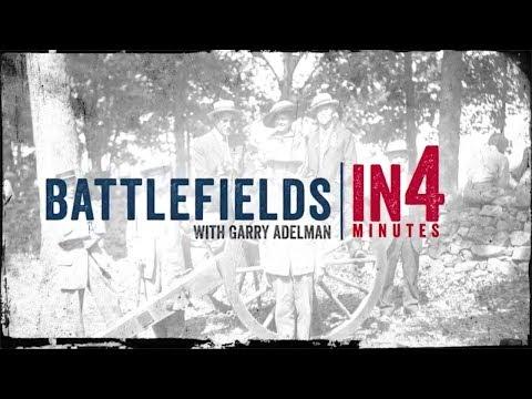 Civil War Battlefields: The Civil War In Four Minutes