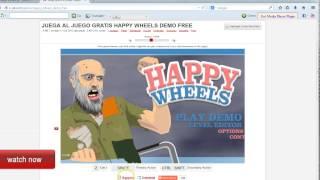 Happy Wheels Capitulo #1 No Te Muejaras Viejo