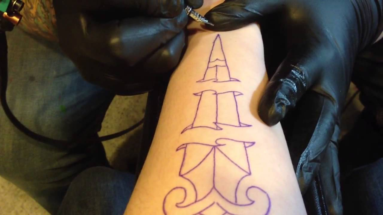 How To Tattoo How To Improve Your Tattoo Line Work In Just 1 Day