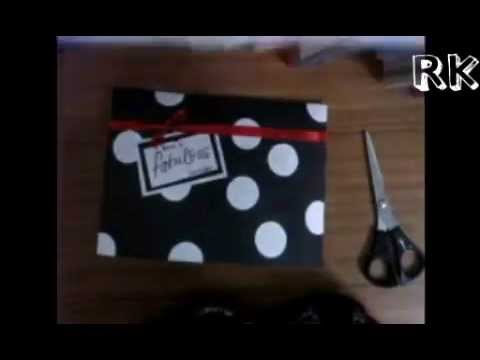 How To Make A Simple Birthday Card Youtube
