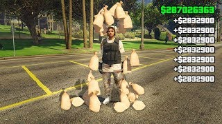 GTA 5 MONEY LOBBY (PS4, XBOX ONE & PC) GTA 5 Online Money Drop Lobby