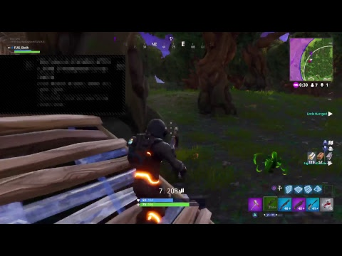 FUG_Sloth Fortnite w\Jacob and Luis