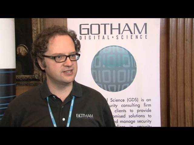 Interview with Justin Clarke, Gotham Digital Security, CRESTCon & IISP Congress