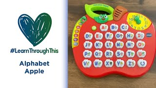 Alphabet Apple | #LearnThroughThis with Tiffany