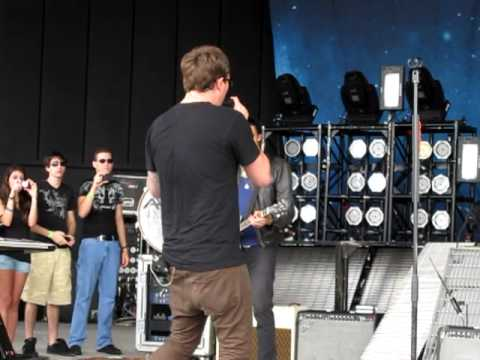 """""""Sirens"""" soundcheck live by Angels and Airwaves in Pompano Beach, Florida"""