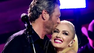 Gwen Stefani Collaborating With Blake Shelton for an Upcoming Christmas Album!