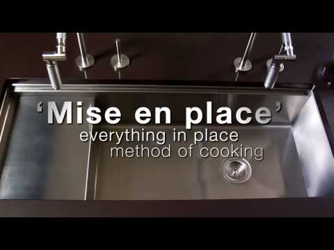 Kohler Kitchen Products - New Stages Kitchen Sink - YouTube