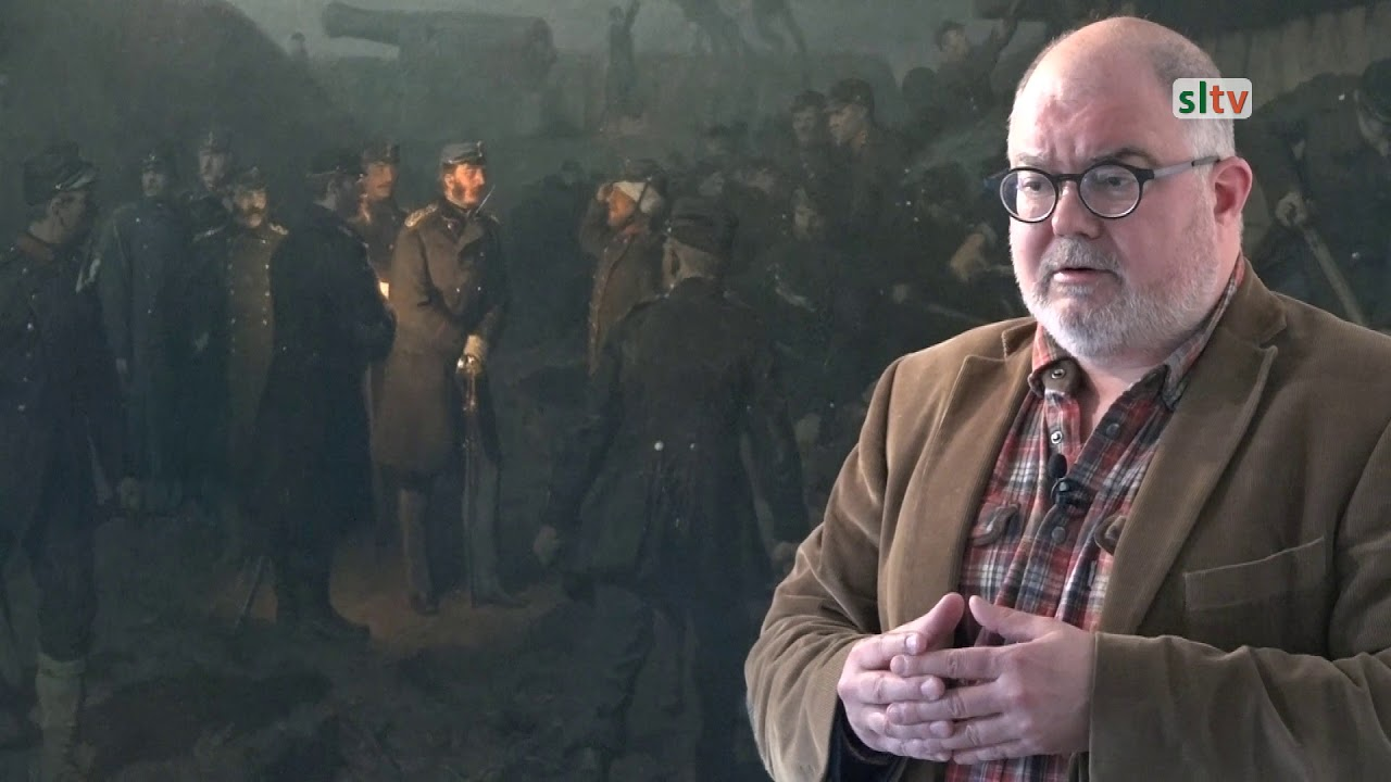 Historien i Maleriet - 2. Slesvigske Krig - YouTube
