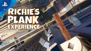 Richie's Plank Experience - Announce Trailer | PS VR