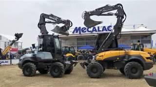 Mecalac Equipment Show At Bauma 2019