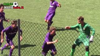 SEMIFINALE Torneo Tricolore 2019 (Cat. 2006): FIORENTINA - ROMA 1-0
