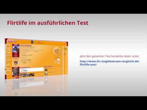 Flirtlife Test - Dating-Portal mit Flirtspaß?
