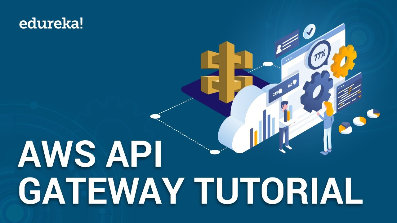 AWS API Gateway Tutorial | How to Create REST API With API Gateway | AWS Training