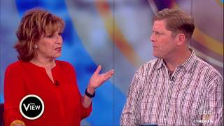 Former White Supremacist Arno Michaelis Speaks Out | The View thumbnail