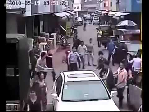 Real Kung Fu Fighting!!!!!!! Chinese Street Justice