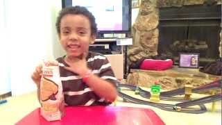 Review Of Enjoy Life Foods Double Chocolate Crunch Granola By Jayden, Age 5