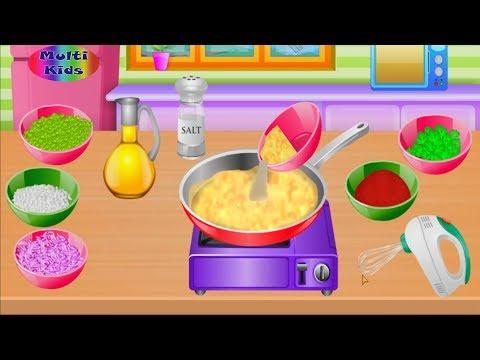 Permainan Anak Masak Masakan Game Lucu Anak Kecil Hello Kitty Lunch Box Youtube