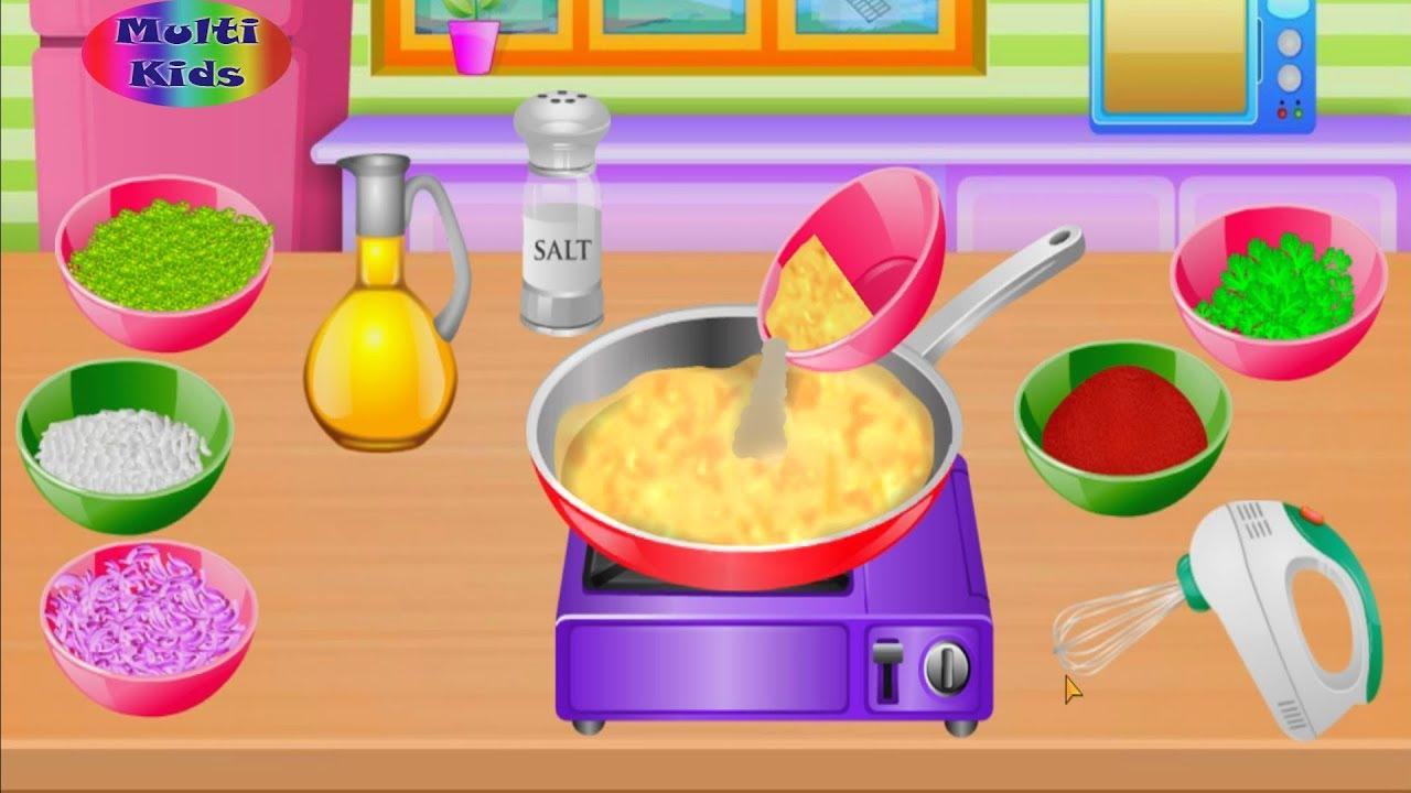 Memasak Di Dapur Anak Memasak Permainan