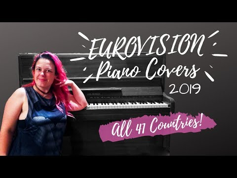 eurovision-2019-cover-compilation-(all-41-countries!!)