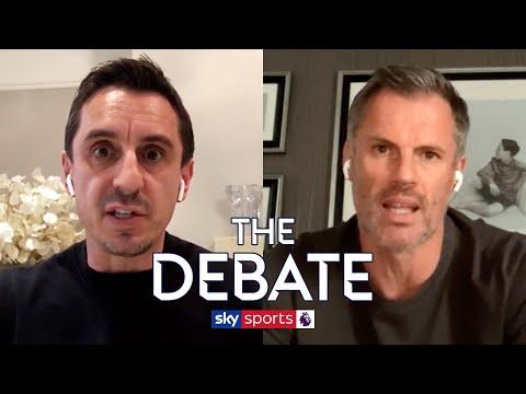 Gary Neville & Jamie Carragher debate Premier League wage cuts & clubs furloughing staff