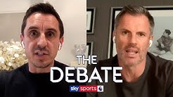 LIVE! Gary Neville & Jamie Carragher debate Premier League wage cuts & clubs furloughing staff