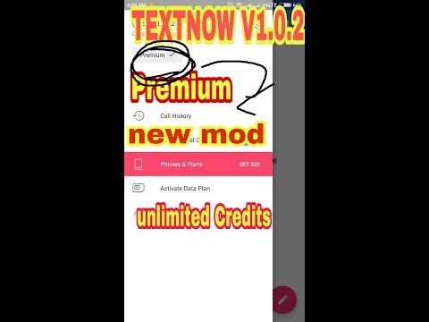 (NEW) How to get Mod premium of textnow APK for Android 2018