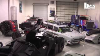 Custom Car Creations  Brothers Build Incredible Replica Movie Cars